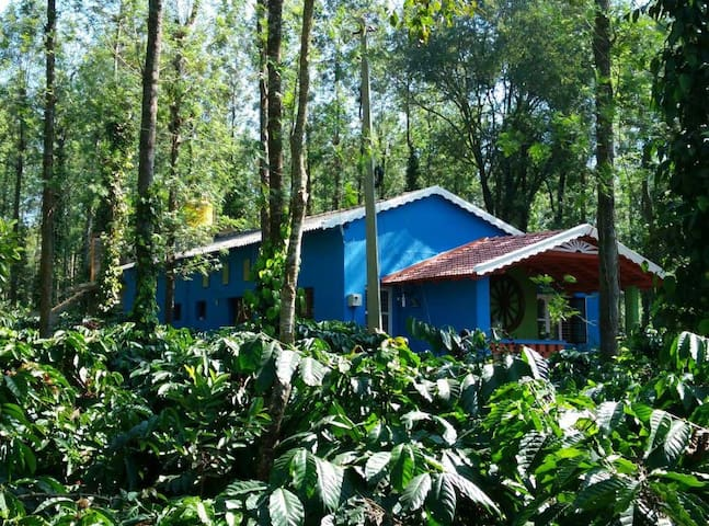 Rosewoods Homestay - Somwarpet - Haus