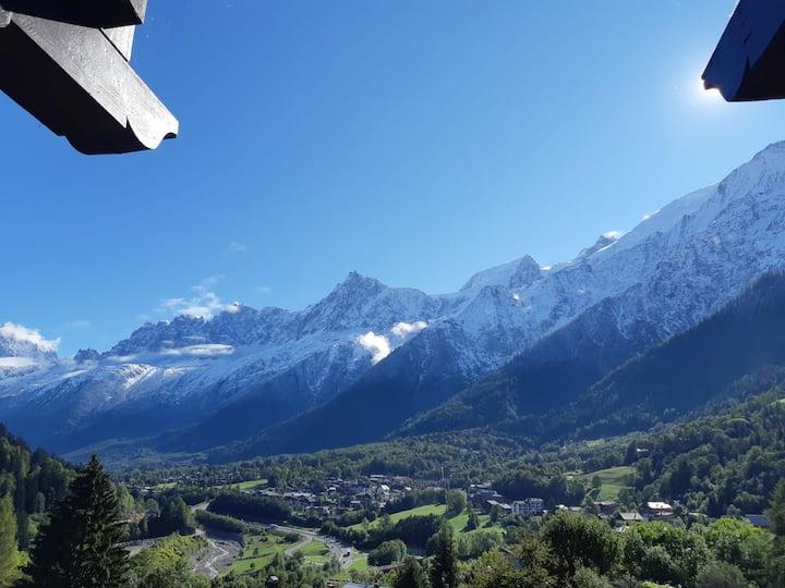 Le studio parfait pour un séjour à la montagne