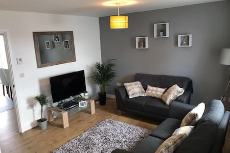 New build 2bed house close to beach - Porthleven - Haus