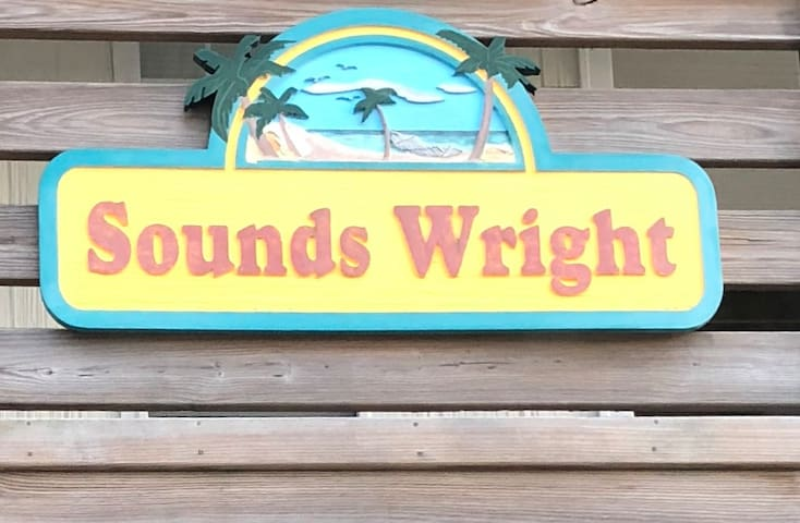 Sounds Wright (guest suite) Pet friendly