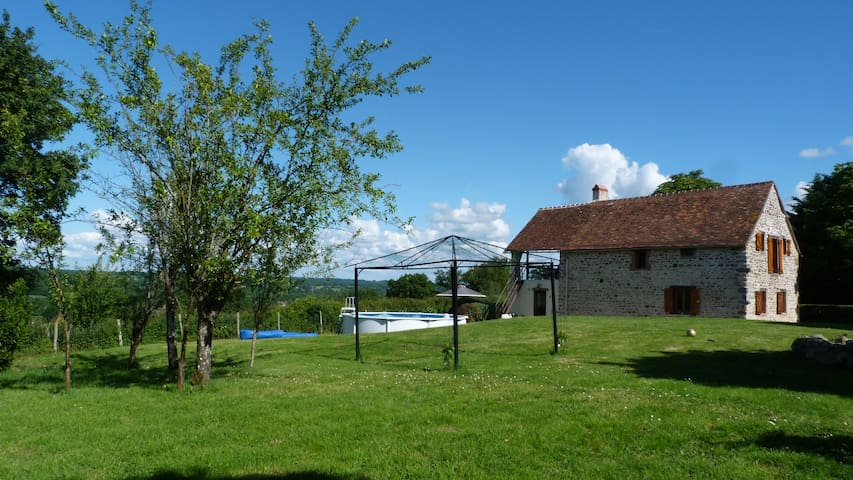 Le Tournesol. Beautiful country cottage. - Lignac - House