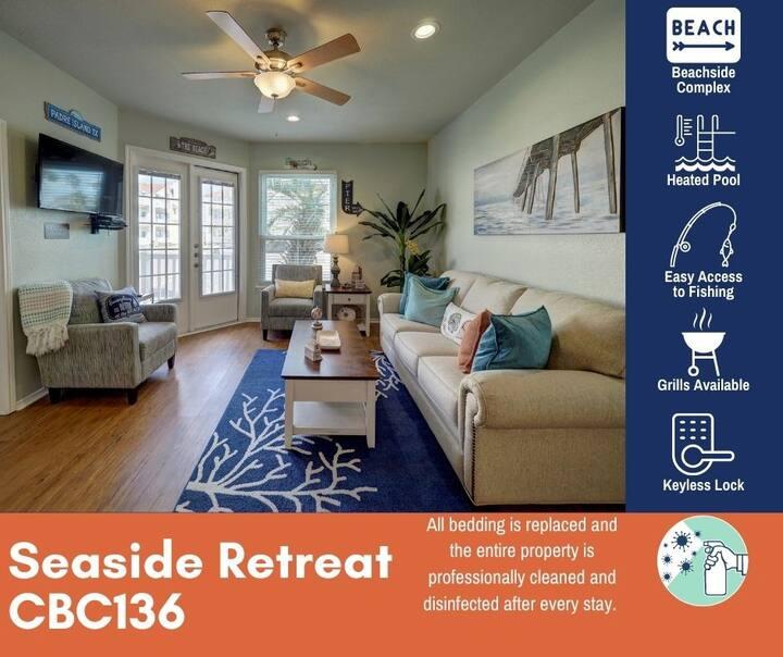 Seaside Retreat CBC136K