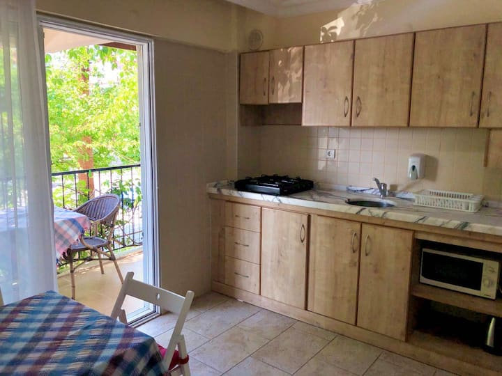 1 Bedroom Apartment in Calis, 5min to beach