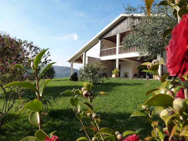 Quinta do Bento - Soengas - Villa