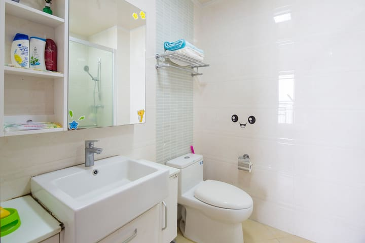 四房一厅海景房 - Sanya Shi - Appartement