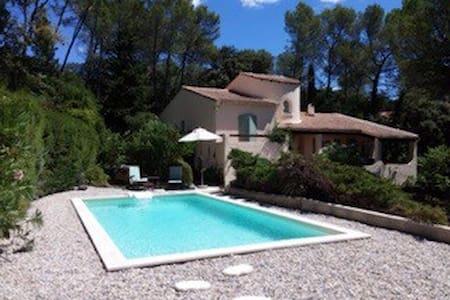 Nord Montpellier, chambres piscine - Saint-Clément-de-Rivière