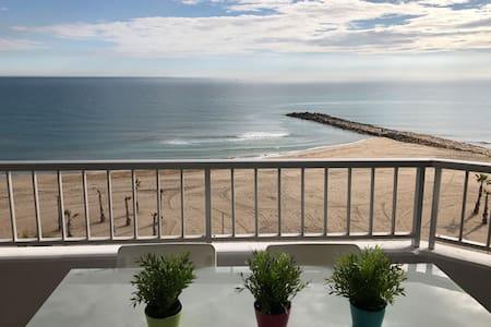 SEAFRONT CAMPELLO BEACH ALICANTE - El Campello - Apartamento