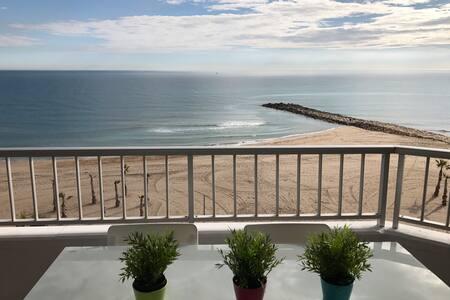 SEAFRONT CAMPELLO BEACH ALICANTE - El Campello - Leilighet