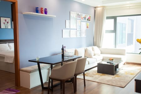 Little Ha Noi 1 -2br Luxury apt in My Dinh plaza 2
