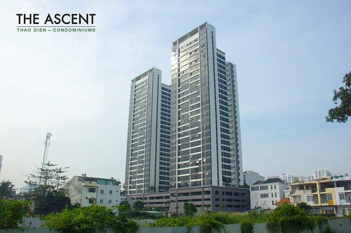 Beautiful apartment : The Ascent - Ho Chi Minh City - Apartment