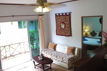 Loma Deluxe Room with Garden View - Bungalow