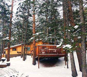 The Birdhouse Cabin @ Pine Haven Resort