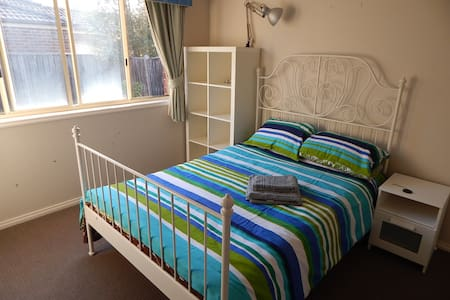 Comfort Quiet 1 Bed Room for up to 2 person