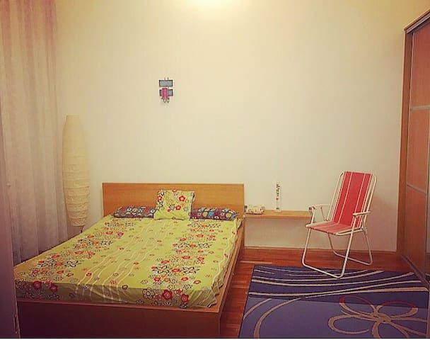 Rent a room for 2person - Budapest - Wohnung