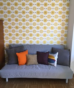 Cozy retro flat among apple fields - Vilpian - Wohnung