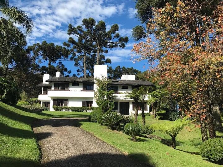 Villa Canela  Inesquecível - conforto e natureza