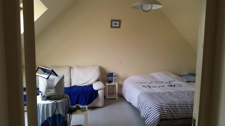 grande chambre triple