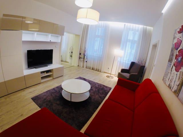 New City Centre Apartment