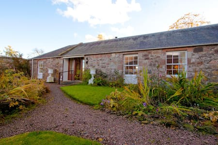 Lovely Flat Sleeps 2 Nr. Edinburgh - Dolphinton - 아파트