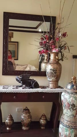 Fully furnished Town house near SM Bacoor w/ pool