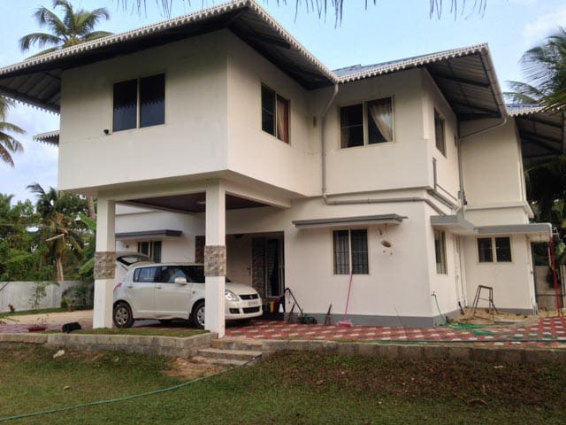 Beach House in Vypin Island - Vypin - Hus