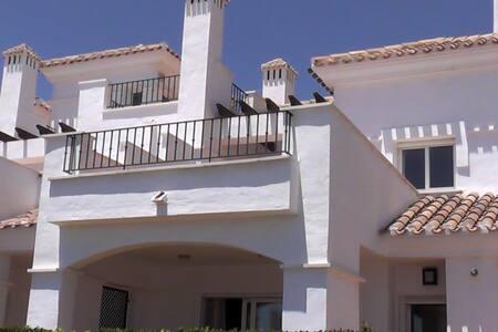 Smart Town House on La Torre Golf Resort, Roldan - Torre-Pacheco - Radhus
