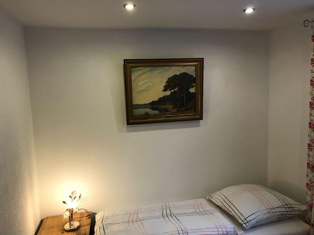 Twin Bed Suite, Zweibettzimmer max 2 Personen