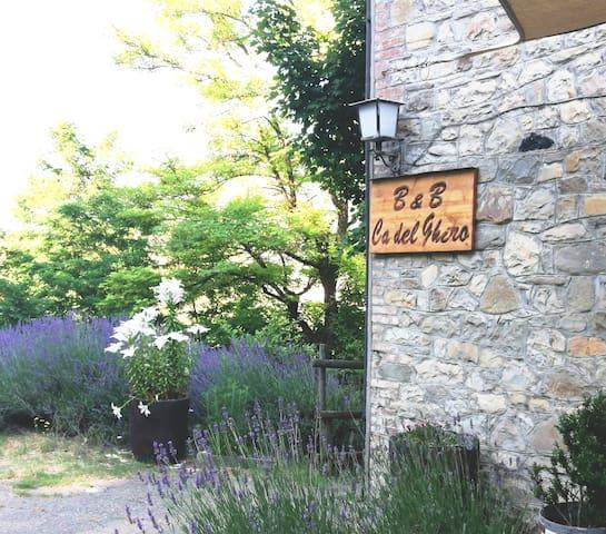 Cà del Ghiro Antica Casa sul Fiume a Parma
