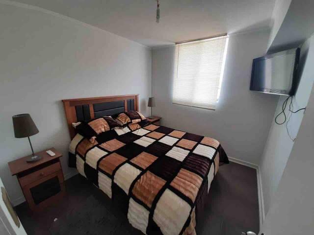Departamento en Condominio muy cómodo y tranquilo.