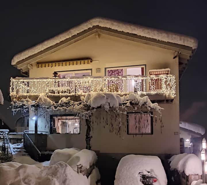 Haus Falkner Nenzing - Zuhause mit Aussicht