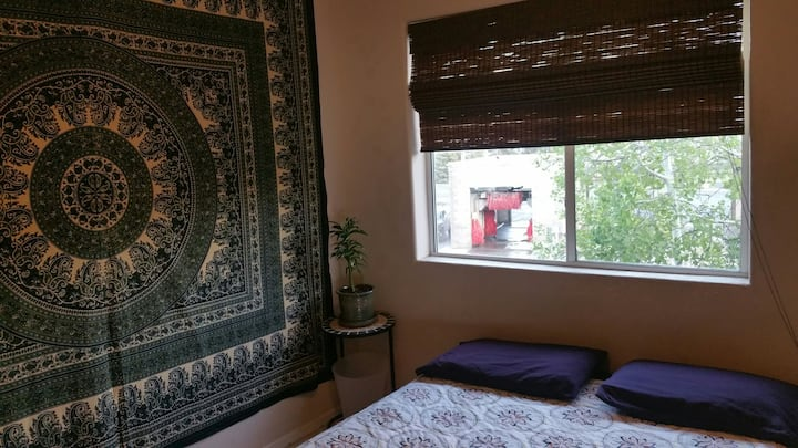Affordable Room in an Artsy Home 2 miles from DT