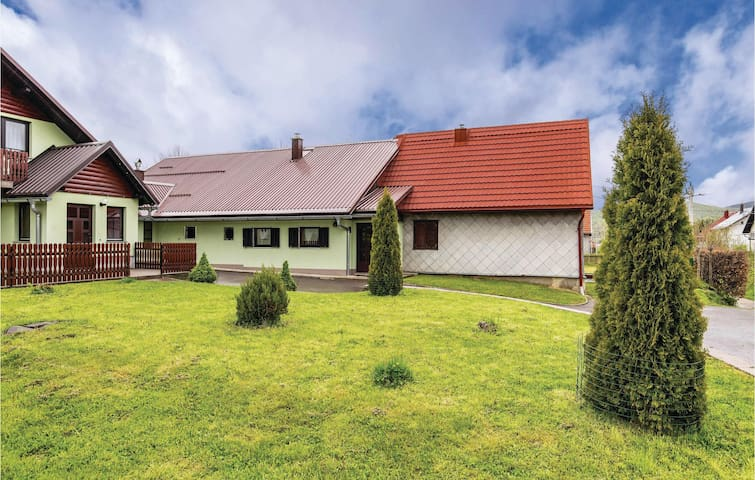 Beautiful home in Mrkopalj with WiFi and 2 Bedrooms
