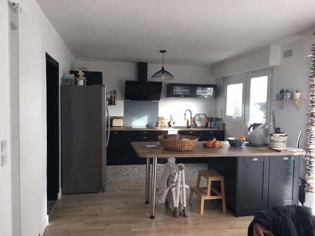 Maison à Lorient  idéalement située
