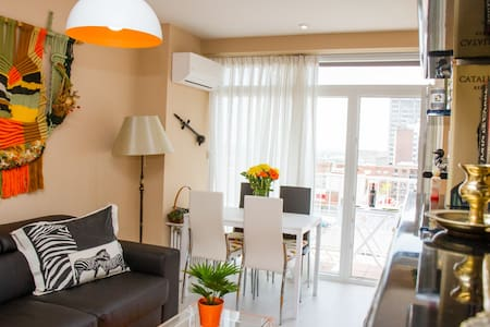 Castellana Chic, 4 people, 70 sq.m, terrace - Мадрид