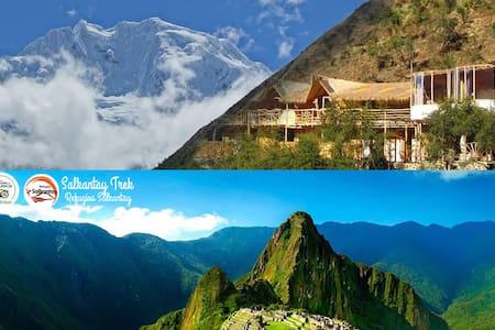 Hike to Macchu Picchu via Salkantay - Cusco - Kabin