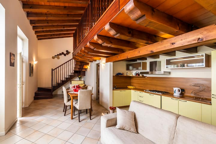 Loft Apartment in Desenzano del Garda