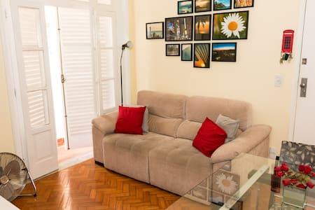 Charmoso Apartamento no Catete - Rio de Janeiro