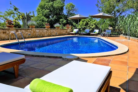 Finca Agroturismus in the heart of Mallorca 1