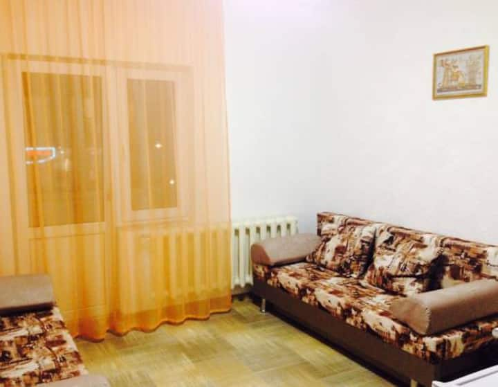 Apart-hotel Priboy Апартаменты (7)