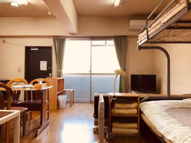西陣 Nishijin Ivy Room 105