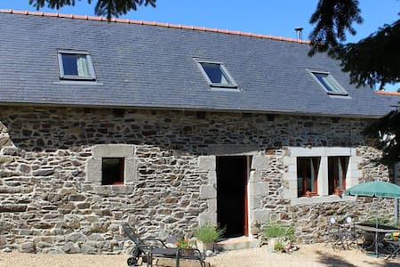2 bed holiday let central Brittany - Plouyé - Ház