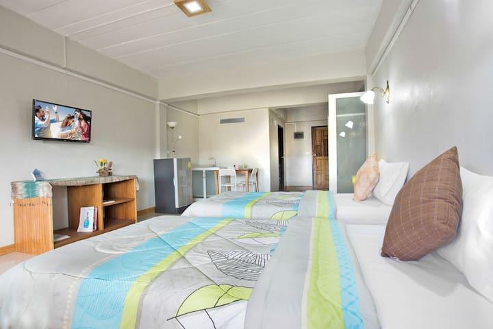 Baan Bangrak Residence - Trang - เซอร์วิสอพาร์ทเมนท์