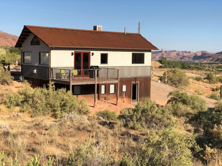 The Plateau House