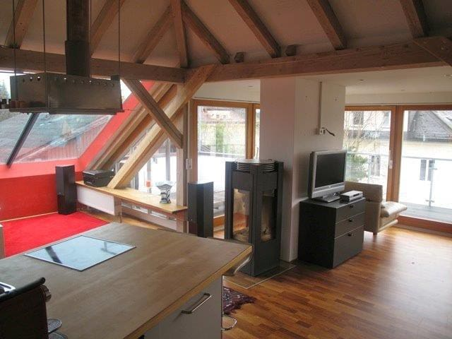PenthouseLoft,90sqm,close to centre - Salzburg - Loft
