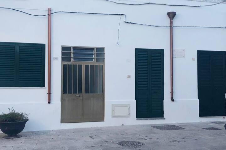 Casa in centro storico a 7 km da Otranto