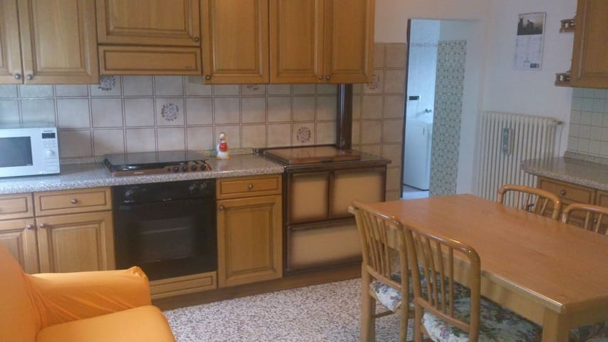 Dolomiti aparment 1/2 people - Torbe - Apartment