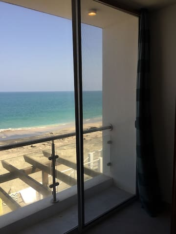 Guest Bedroom - Balcony, View to the Pacific Ocean