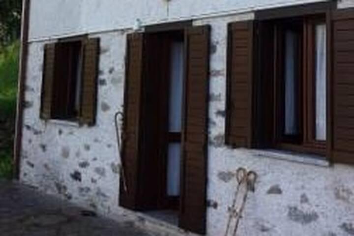 Casetta località piantina - valgerola