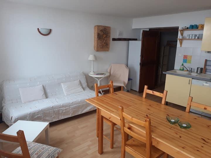 Confortable et spacieux appartement, calme, clair