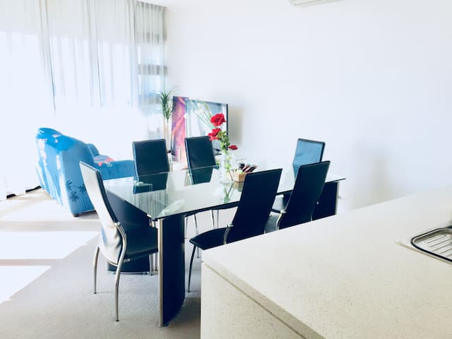 "*Sydney Olympic Park ""Amazing Sky view"" 2 bedroom"